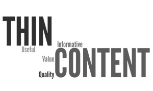 SEO Content Marketing Deadly Sins