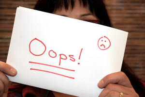 Silly Online Marketing Mistakes