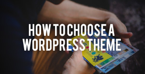 Marketing Guide to Choosing a WordPress Theme